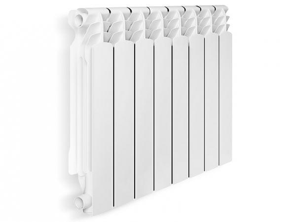 Алюминиевый радиатор Oasis 500/70