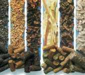 Сырьем для производства пеллет являются любые горючие отходы