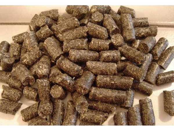 Агропеллеты чаще используют в промышленных котельных