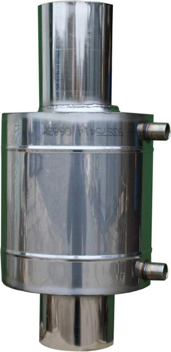Бак на трубу для теплообменника DOS SILVER - Полифосфатный фильтр Кызыл