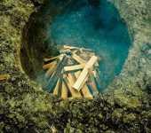 Делаем древесный уголь самостоятельно в яме