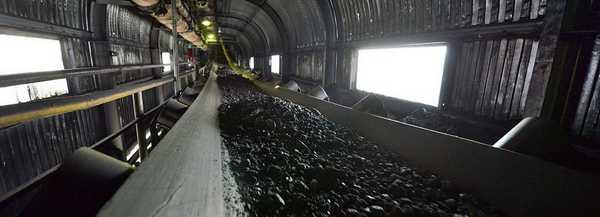 Каменный уголь для отопления - только небольшая часть используется для этих целей