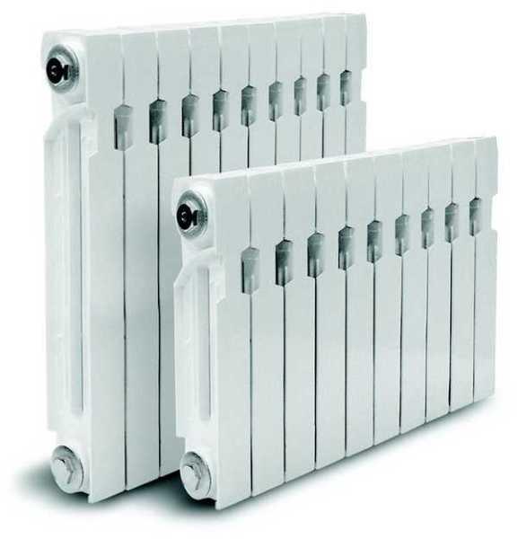 Теплопроводность антифризов меньше, чем у воды, потому для поддержания нормальной температуры в помещениях требуются радиаторы большего размера