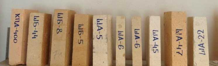 Шамотный кирпич может быть разным. Для кладки топливной зоны банной печи используют Ш-5