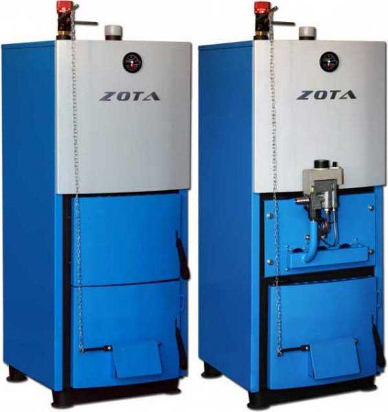 Комбинированные котлы отопления Zota