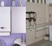 Разница между настенным и напольным газовым оборудованием очевидна