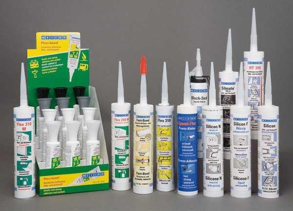 Высокотемпературные герметики выпускаются в широком ассортименте