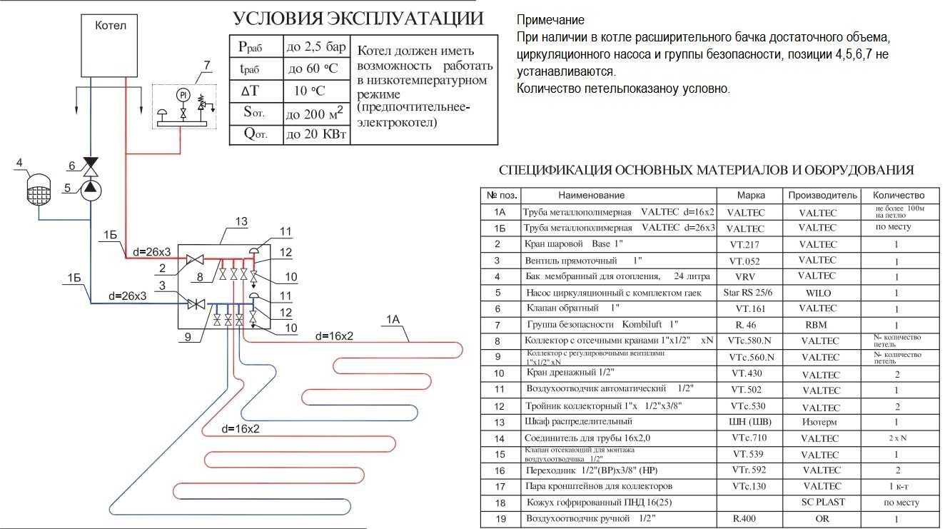 схема подключения счетчика тепла на квартиру