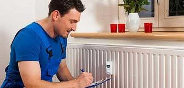 Распределитель тепла устанавливается на каждый радиатор, но показывает от только количество тепла в данной точке