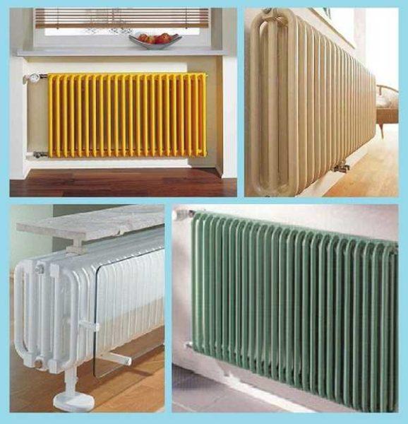 Так выглядеть могут трубчатые радиаторы. Но это продукция европейских брендов