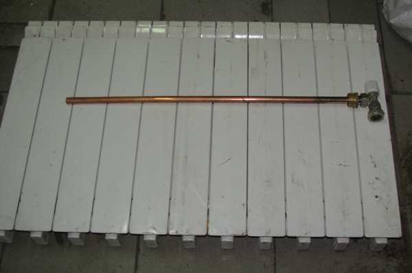 Удлинитель потока для радиаторов своими руками