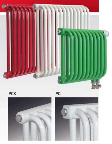 Трубчатые радиаторы РС и РСК