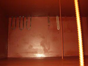 ТЭНы установлены внизу - подогревать самый холодный слой
