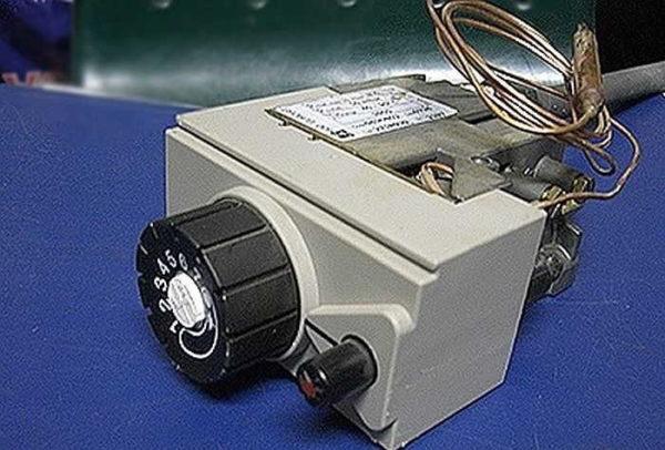 Автоматика газовых котлов Сиберия выглядит примерно так