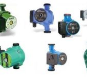 Чтобы выбрать циркуляционный насос в систему отопления, надо знать его параметры