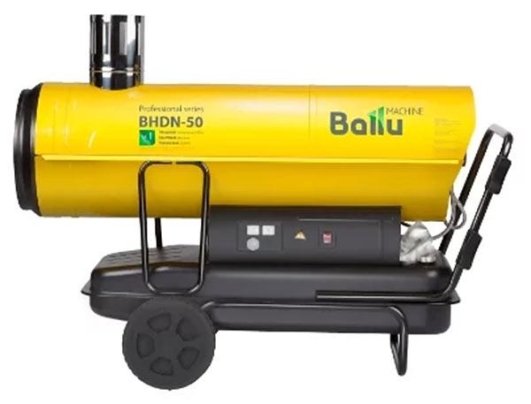 Дизельная пушка непрямого нагрева Ballu BHDN-50 (50 кВт)