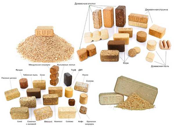 Пеллеты делают и отходов деревообрабатывающей промышленности и агрокомплекса