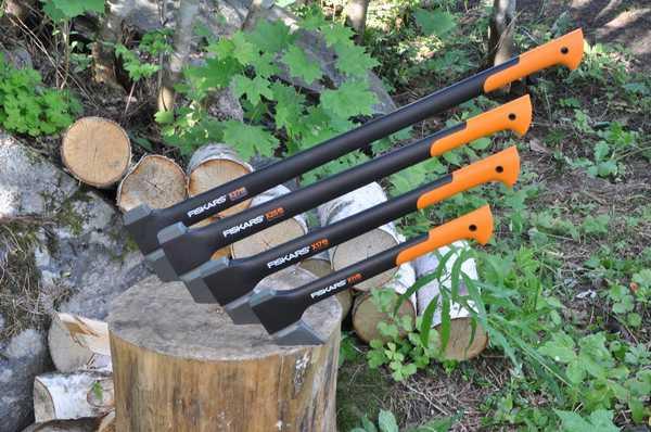 Колуны для дров: ручку подбираете чтобы было вам удобно