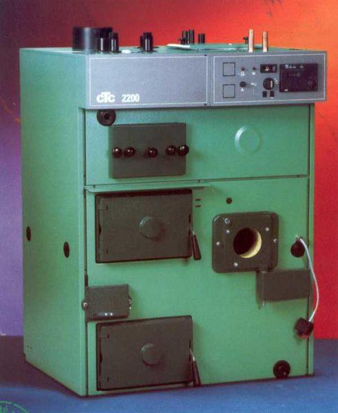 Комбинированный многотопливный котел CTC TRIO