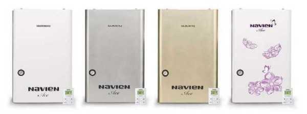 Фото газовых настенных котлов Navien  Ace Turbo