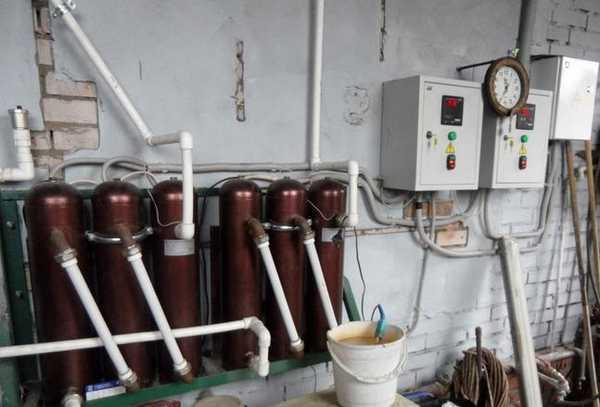 Электрические индукционные  котлы используют не только для отопления дома, но и на производстве