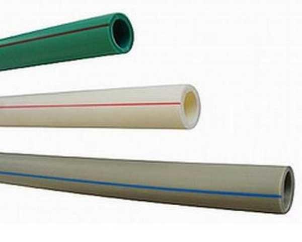 Трубы ППР могут быть разных цветов. На качестве или характеристиках труб это никак не отражается