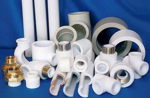 Полипропиленовые труб армированные стекловолокном и фитинги для них