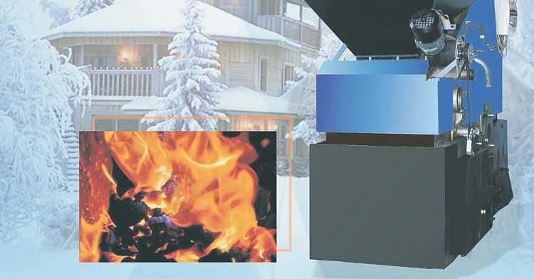 Котлы отопления на угле- один из самых востребованных видов отопительного оборудования