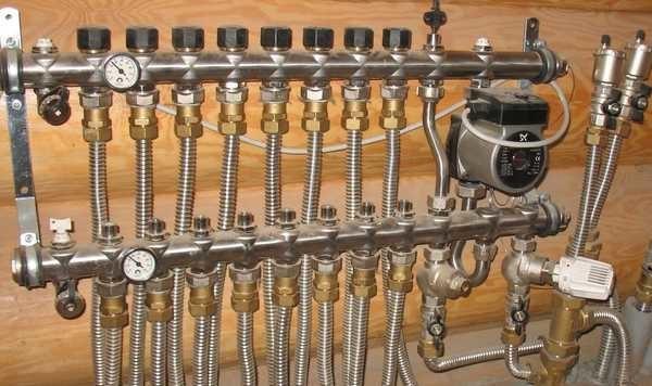 Гофрированные трубы из нержавейки - отличный выбор для отопления
