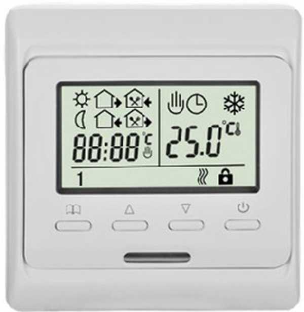Терморегулятор для теплого пола - обязательная часть системы