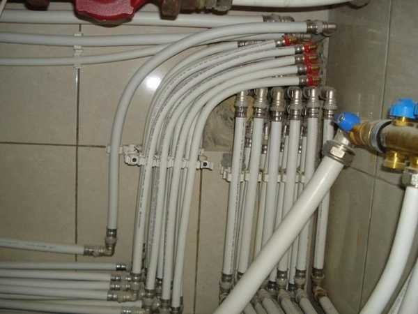 Металлопластиковые трубы - неплохой вариант для отопления