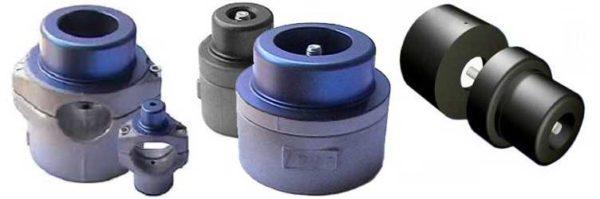 Тефлоновое покрытие насадок может быть разного цвета, но лучшим считается зеленовато-синиее