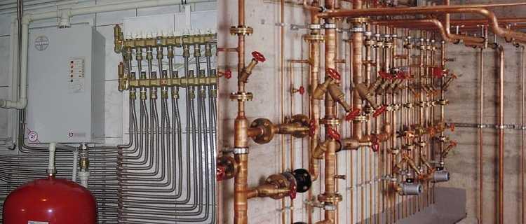Степень сложности системы отопления тоже важна
