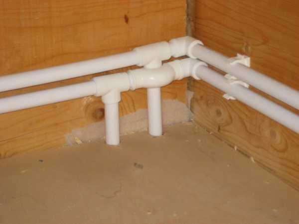 Для отопления использовать лучше армированные трубы ППР