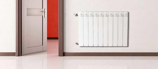 Расчет радиаторов отопления можно сделать по нормам СНиП