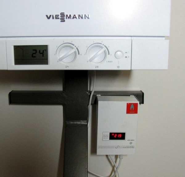 """Для газовых котлов """"Виссман"""" необходим стабилизатор"""