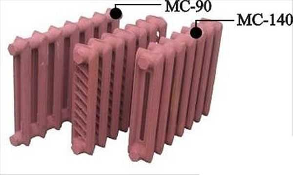 МС-140 и МС-90 - разница в глубине секции