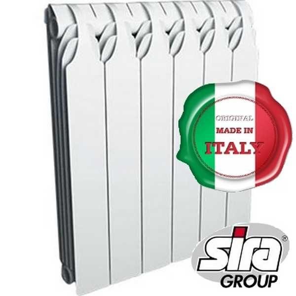 """Итальянская кампания """"Sira Group"""" выпускает как полный биметалл, так и полубиметалл"""