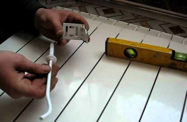Биметаллические батареи в основном имеют секционное строение
