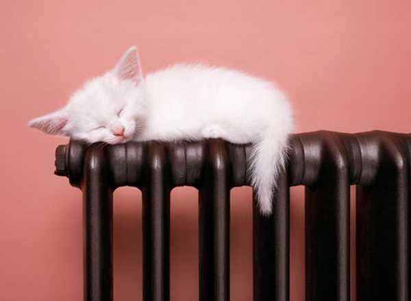 Большая тепловая инерция - не всегда это плохо
