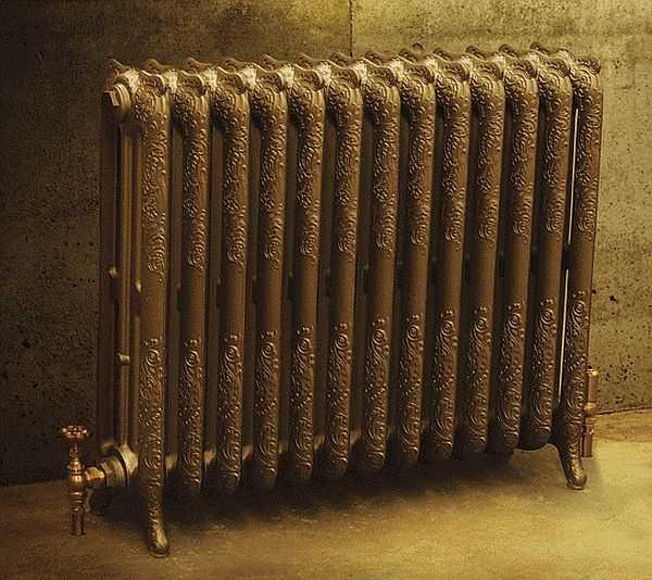 Это радиатор английской фирмы Rococco