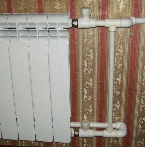 Ручные регуляторы на радиаторах