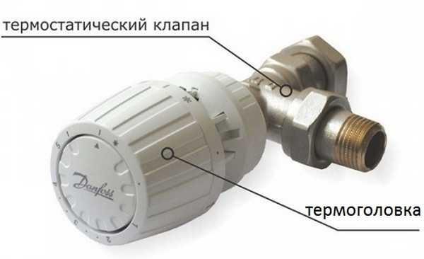 Терморегулятор для радиатора отопления. Один из вариантов