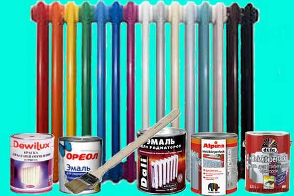"""Чтобы батарея после окраски смотрелась """"на отлично"""" требуется специальная краска для систем отопления"""