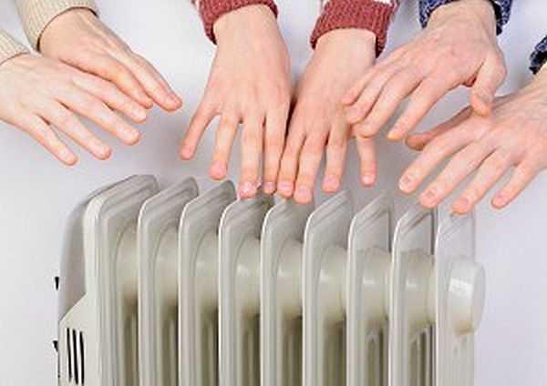 Электрический масляный обогреватель может стать спасением в холода