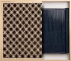 Встраиваемый в стены медно-алюминиевый радиатор