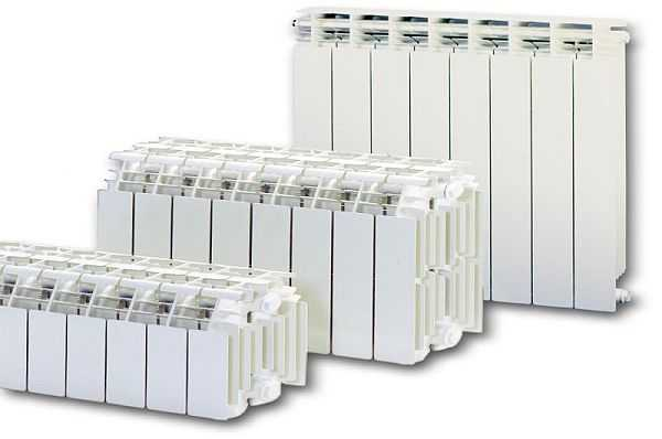 """Самый низкий радиатор у """"Глобал"""" Gl-200/80/D имеет высоту 200 мм"""