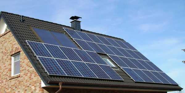 Солнечные батареи и коллекторы - экономное отопление от солнечной энергии