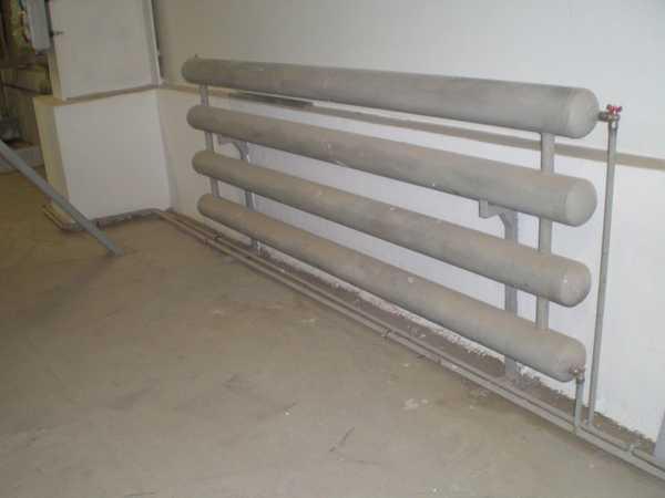 Отопительные регистры обычно стоят в подсобных, производственных, вспомогательных помещениях