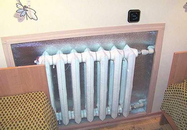 Для повышения тепловой мощности закрепите на стене фольгу